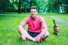 Stefan Kaiser Personal Trainer in Berlin Hund Mentale Fitness